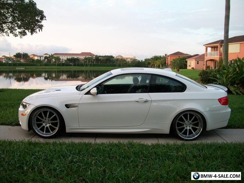 2009 bmw m3 e92 smg for sale in united states. Black Bedroom Furniture Sets. Home Design Ideas