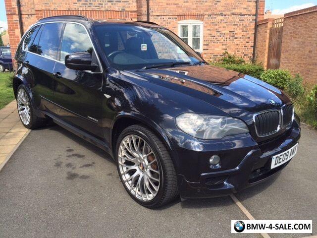 Bmw x5 diesel for sale