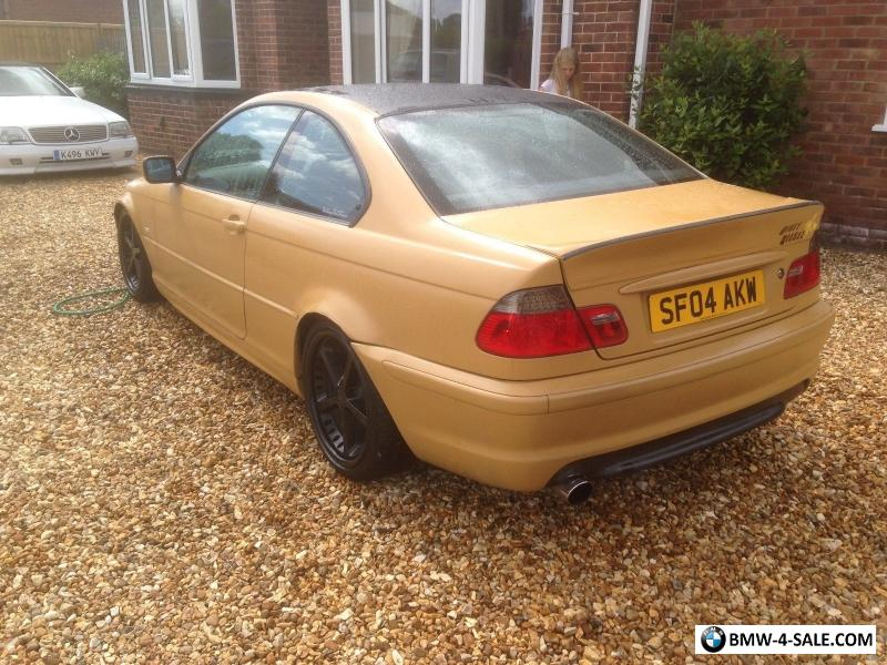 2004 Coupe 320 For Sale In United Kingdom