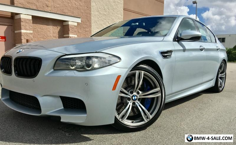 2013 bmw m5 msrp 128 595 full options 600hp twin turbo v8 for sale in united states. Black Bedroom Furniture Sets. Home Design Ideas