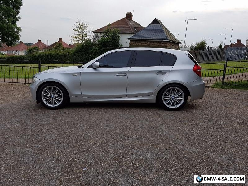 2008 bmw 118 for sale in united kingdom. Black Bedroom Furniture Sets. Home Design Ideas