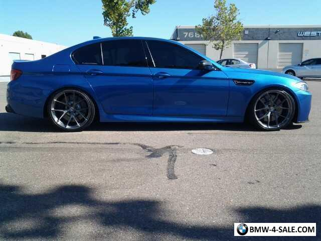 2013 BMW M5 For Sale >> 2013 Bmw M5 For Sale In United States