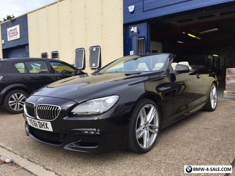 2011 sports convertible 6 series for sale in united kingdom. Cars Review. Best American Auto & Cars Review