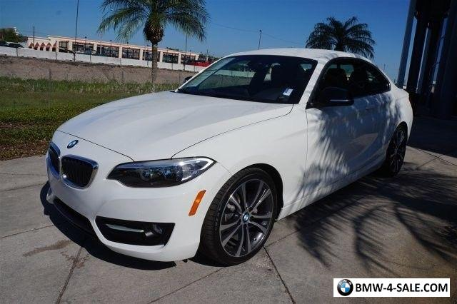 2014 BMW 2Series 228i for Sale in Canada