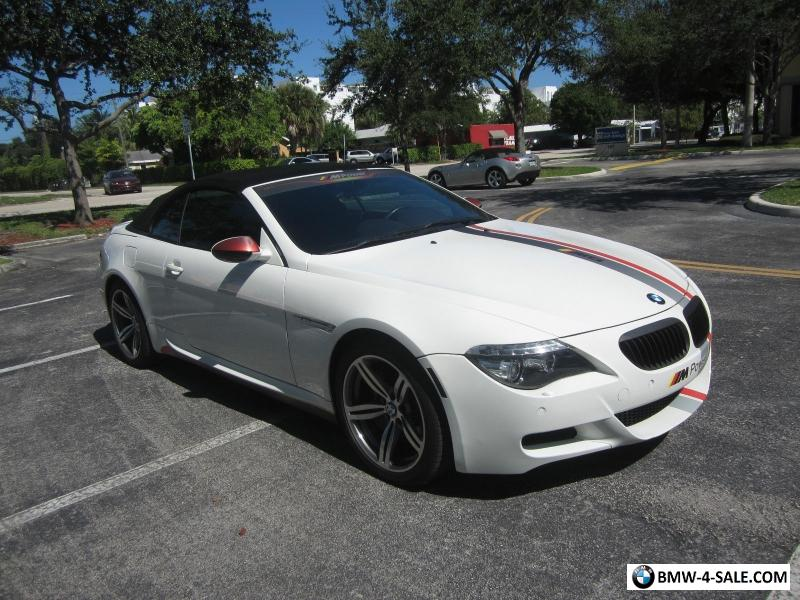 2008 bmw m6 m6 for sale in united states. Black Bedroom Furniture Sets. Home Design Ideas