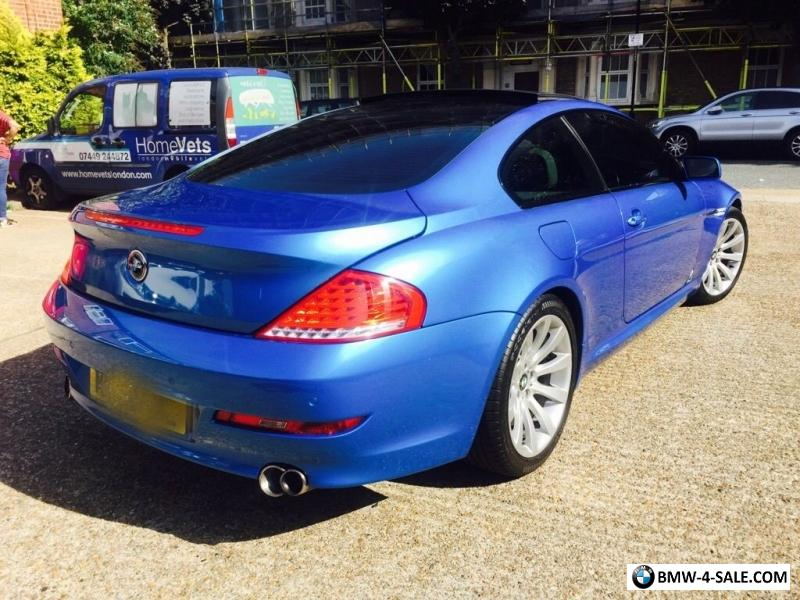 2008 Coupe 6 Series For Sale In United Kingdom