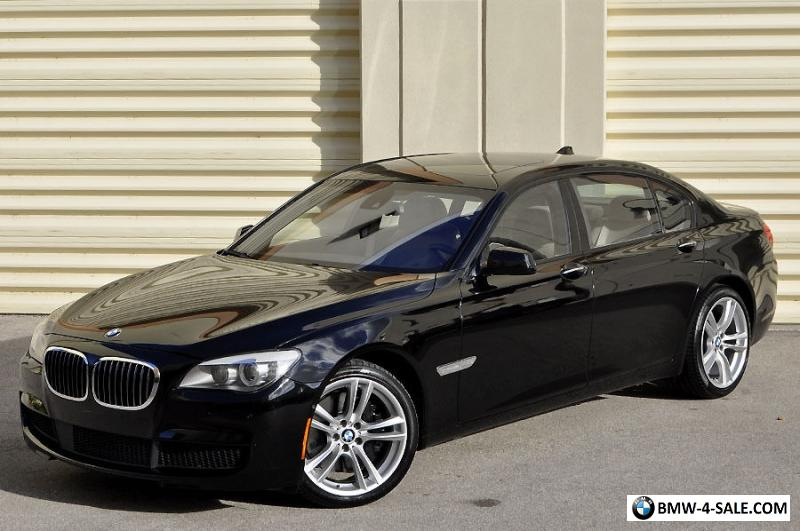 2012 BMW 7-Series 760li M-Sport V12 for Sale in United States