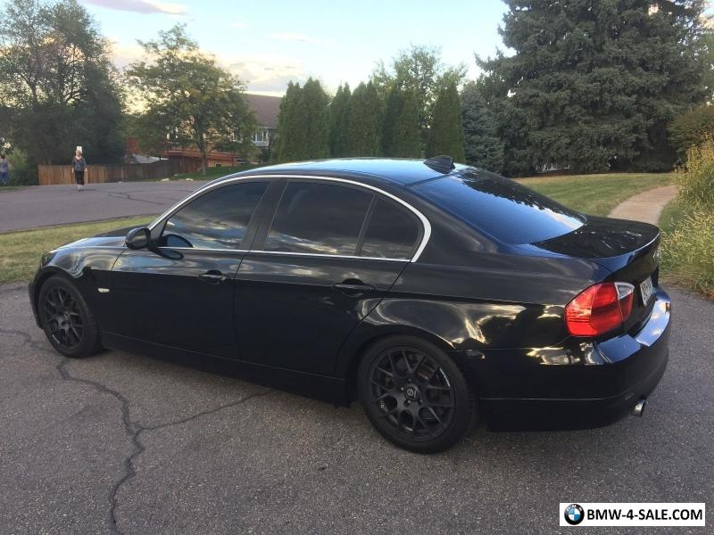 2007 bmw 3 series base sedan 4 door for sale in united states. Black Bedroom Furniture Sets. Home Design Ideas