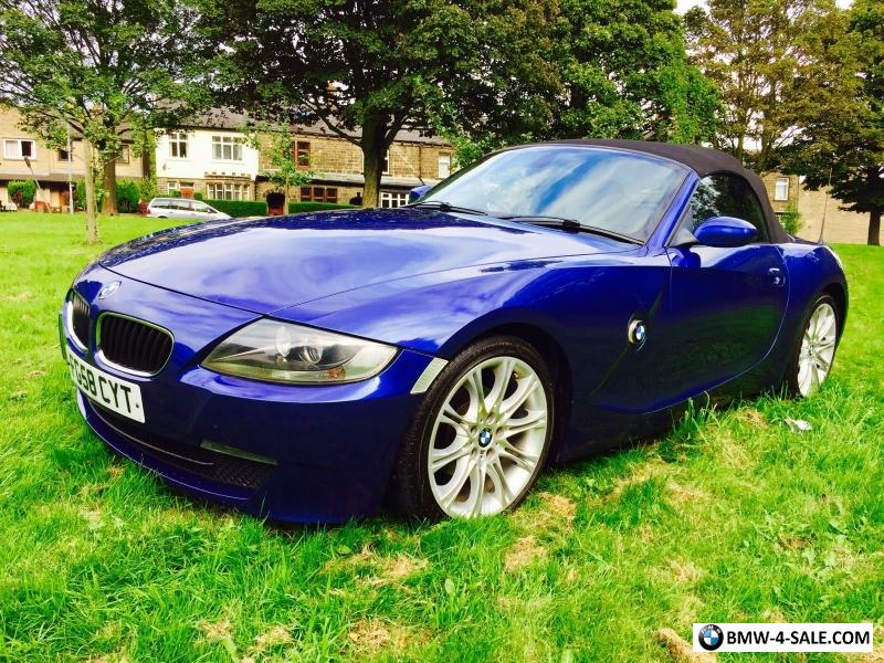 2008 Sports Convertible Z4 For Sale In United Kingdom
