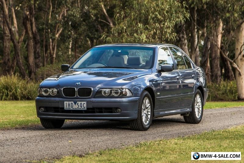 bmw 5 series for sale in australia. Black Bedroom Furniture Sets. Home Design Ideas