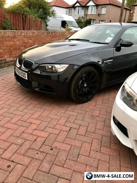 2011 coupe m3 for sale in united kingdom. Black Bedroom Furniture Sets. Home Design Ideas