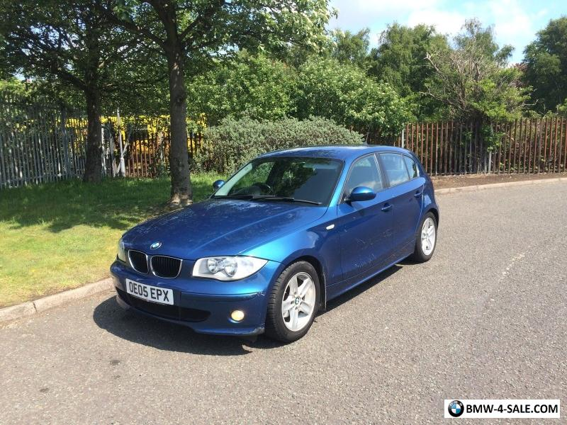 2005 Standard Car 1 series for Sale in United Kingdom