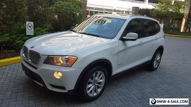 2013 bmw x3 premium navi heated 3cameras pdc panorama for sale in united states. Black Bedroom Furniture Sets. Home Design Ideas