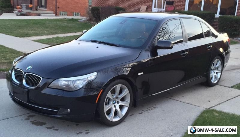 2008 Bmw 5 Series For Sale In United States