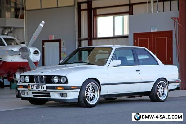 1988 Bmw 3 Series 325is For Sale In United States