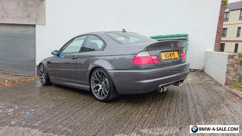 2003 coupe m3 for sale in united kingdom bmw e46 m3 nualextrasl for sale publicscrutiny Gallery