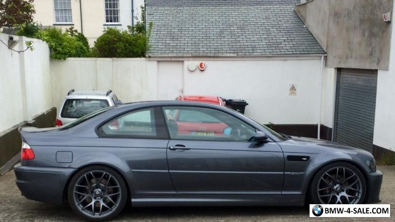 2003 Coupe M3 for Sale in United Kingdom