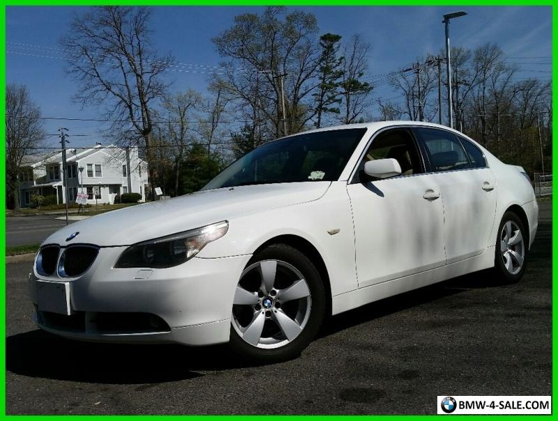 2006 bmw 5 series i for sale in united states. Black Bedroom Furniture Sets. Home Design Ideas