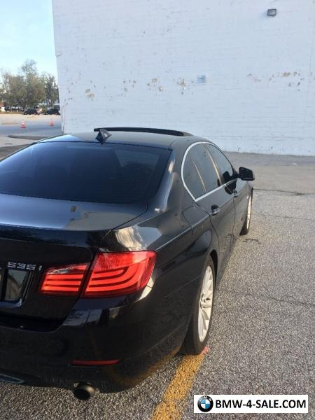 2011 Bmw 550i For Sale >> 2011 BMW 5-Series 535i xdrive for Sale in United States