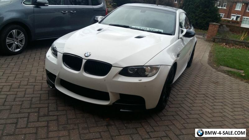 2010 bmw m3 for sale in united kingdom. Black Bedroom Furniture Sets. Home Design Ideas