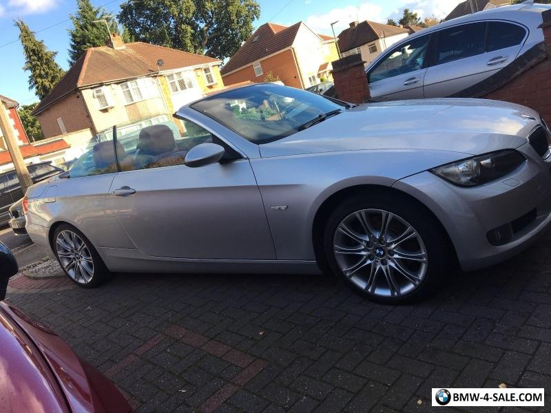 2007 Sports/Convertible 325 for Sale in United Kingdom