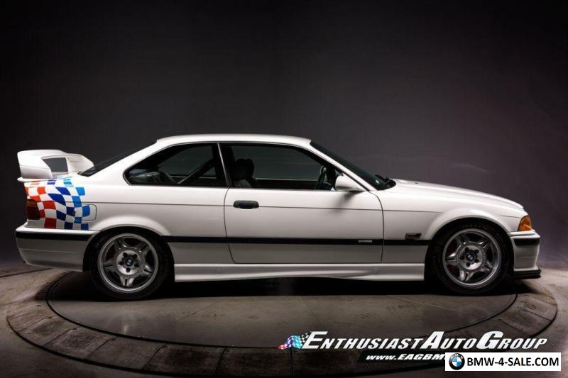 1995 Bmw M3 Lightweight Manual Coupe For Sale In United States