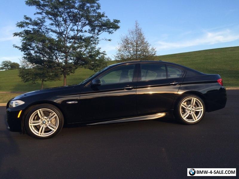 2013 BMW 5 Series 550 X DRIVEM SPORTAWD