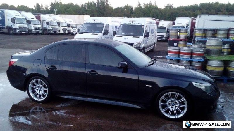2005 Saloon 5 Series For Sale In United Kingdom