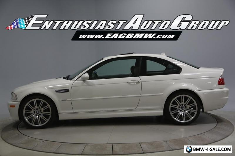 2005 bmw m3 manual coupe for sale in united states. Black Bedroom Furniture Sets. Home Design Ideas
