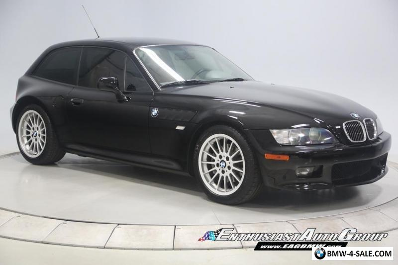 2001 Bmw Z3 Coupe Dinan S1 For Sale In United States