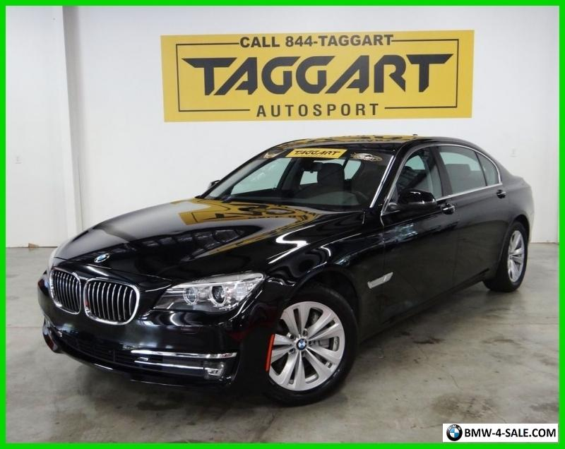 2015 BMW 7 Series 740iL For Sale