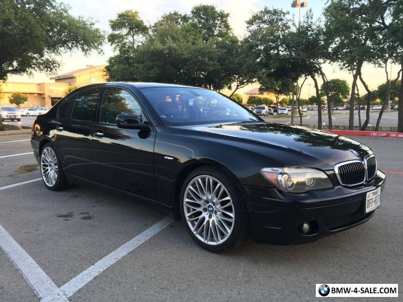 BMW Series BWM I For Sale In Canada - 750i bmw price