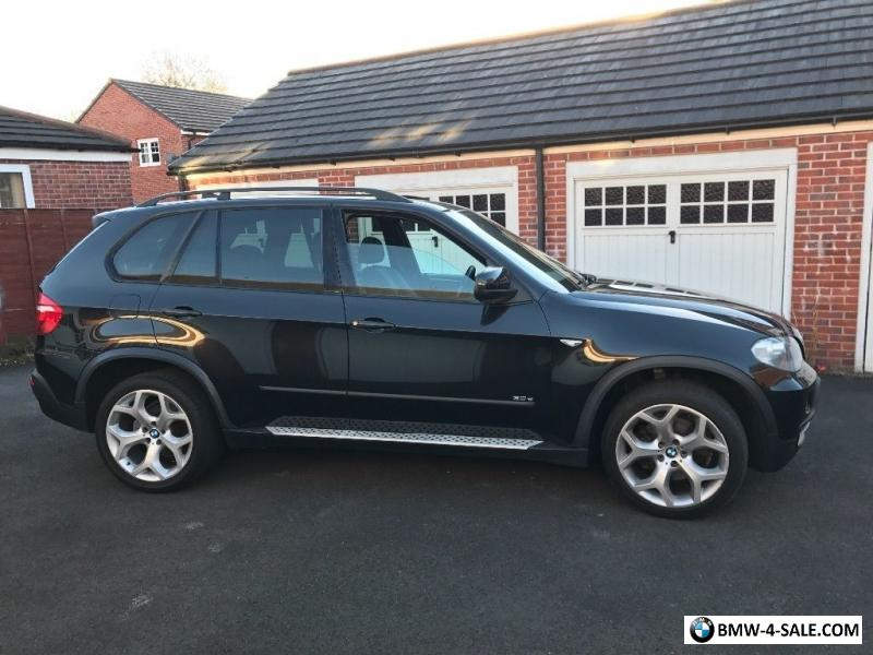 2007 Four Wheel Drive X5 for Sale in United Kingdom