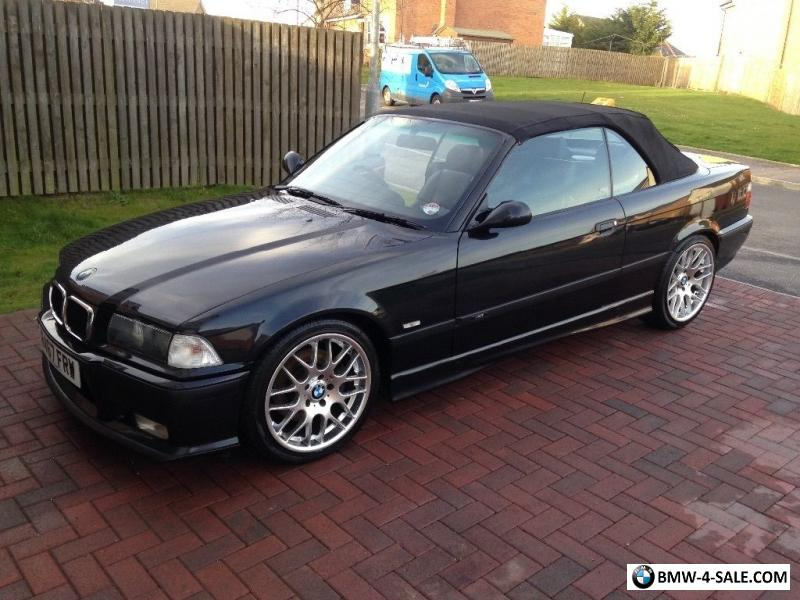 1997 sports convertible m3 for sale in united kingdom. Black Bedroom Furniture Sets. Home Design Ideas