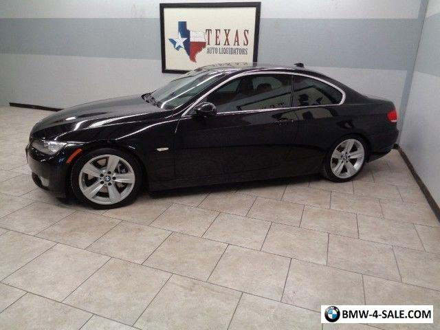 2008 BMW 335I For Sale >> 2008 BMW 3-Series 335i 6 Speed Twin Turbo for Sale in ...