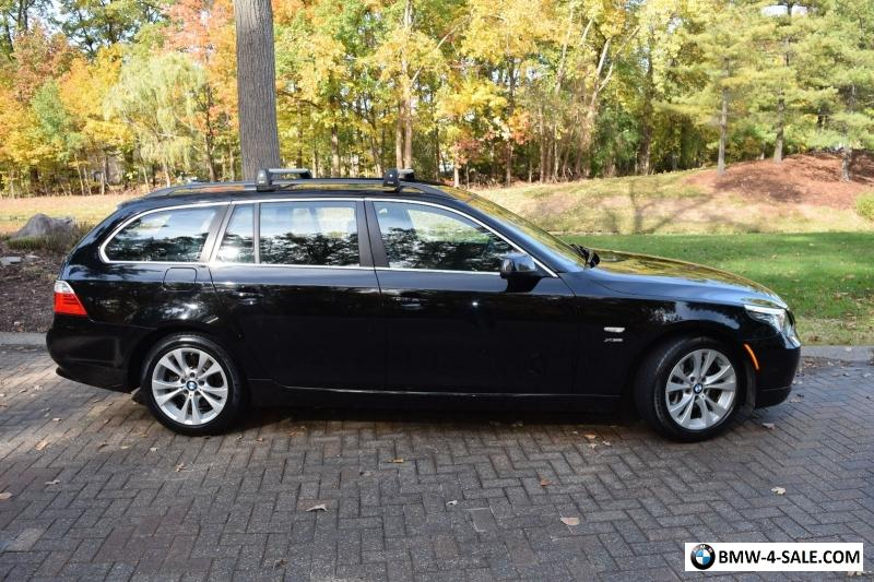 2010 bmw 5 series 4 door station wagon awd for sale in united states. Black Bedroom Furniture Sets. Home Design Ideas