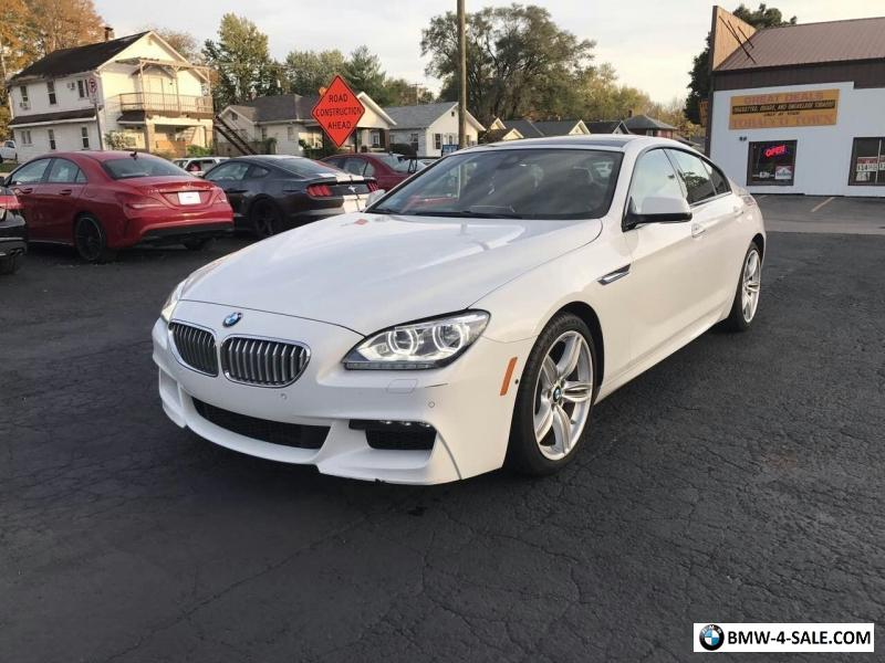 2014 bmw 6 series 650i xdrive gran coupe for sale in united states - 6 series gran coupe for sale ...