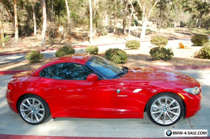 2011 bmw z4 sdrive35i convertible 2 door for sale in united states. Black Bedroom Furniture Sets. Home Design Ideas