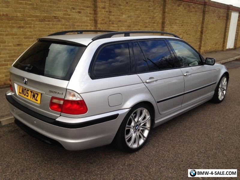 2005 estate 320 for sale in united kingdom rh bmw 4 sale com bmw e46 320d touring specs Chip Potencia BMW E46 320D