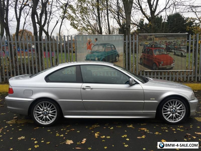 2002 Coupe 325 For Sale In United Kingdom
