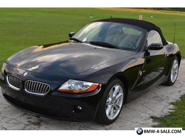 2003 Bmw Z4 3 0i For Sale In United States