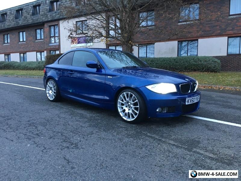 2010 Coupe 1 series for Sale in United Kingdom