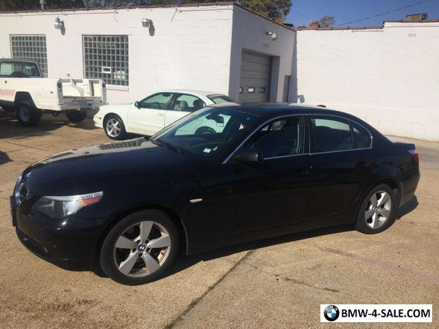 2006 Bmw 5 Series 525xi Awd 4dr Sedan For Sale In United States