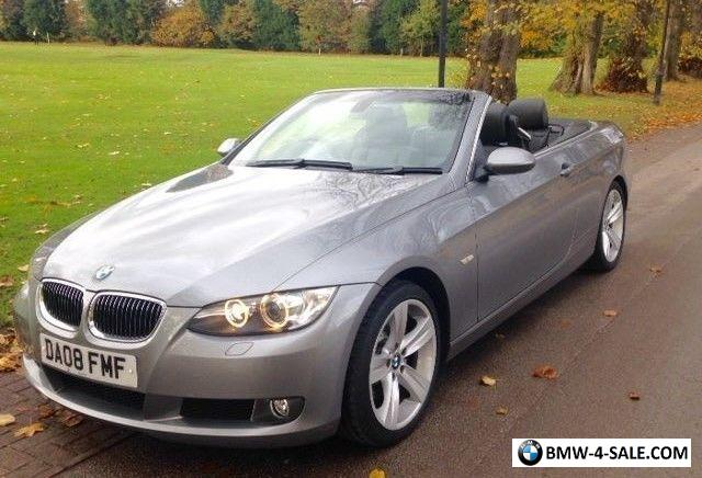 2008 Convertible 325 For Sale In United Kingdom