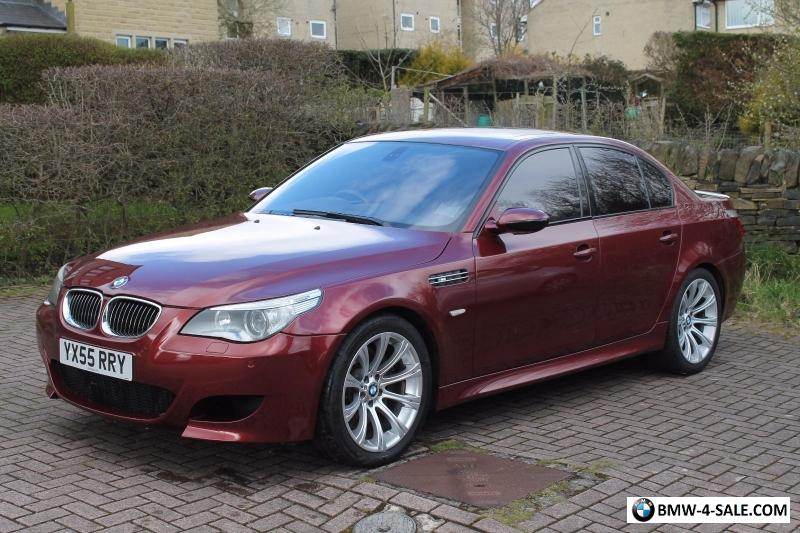 2005 M5 M-Series M5 for Sale in United Kingdom