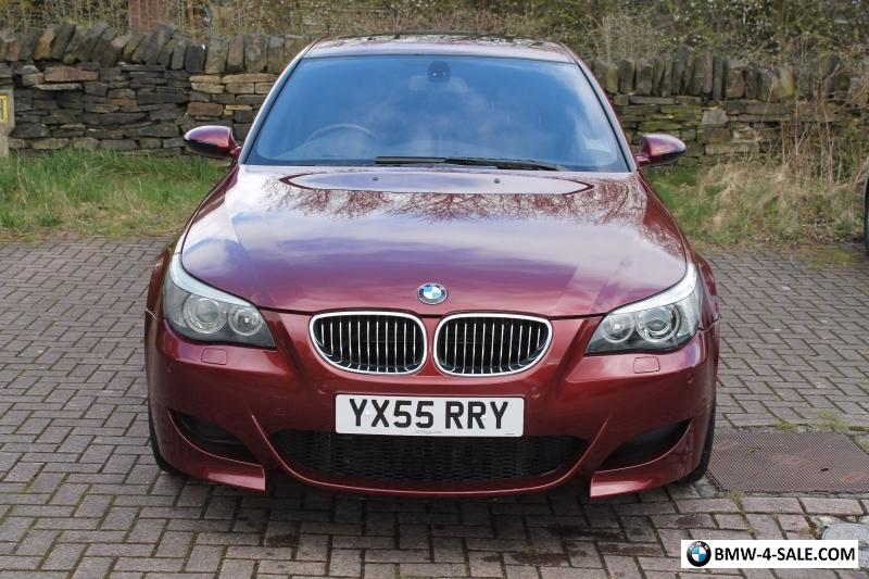 M MSeries M For Sale In United Kingdom - 2005 bmw m5