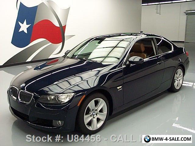 2009 bmw 3 series 328xi coupe awd auto htd seats sunroof nav for sale in united states. Black Bedroom Furniture Sets. Home Design Ideas