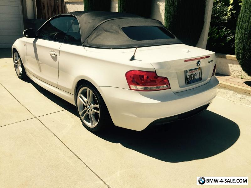 2012 BMW 1-Series Base Convertible 2-Door for Sale in United States