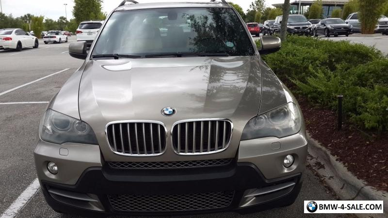 Used BMW X5 For Sale >> 2007 BMW X5 for Sale in United States