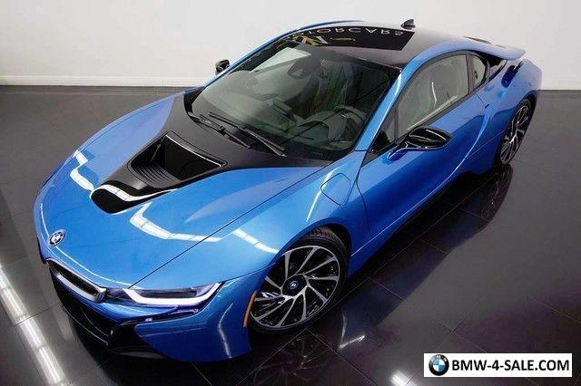 2015 Bmw I8 Tera World 141k Msrp For Sale In United States